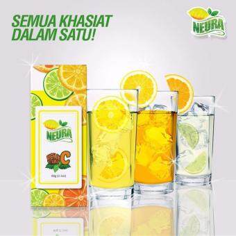 Harga 3 x Neura Instant Lemon in Powder
