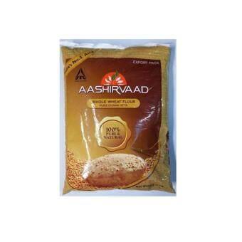 Aashirvaad Chakki Atta/ Wholewheat Flour 2kg
