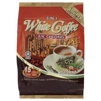 Aik Cheong Hazelnut 3 in 1 White Coffee 15s x 40g