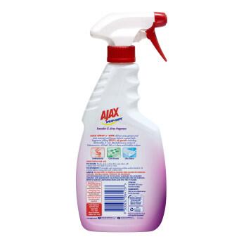 Ajax Spray & Wipe Lavender & Citrus Multipurpose Spray 500ml - 2