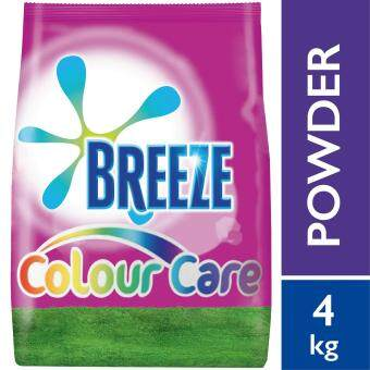 Breeze Detergent Powder Color Care 4 kg