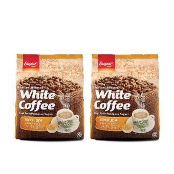 Harga [BUNDLE OF 2] SUPER CHARCOAL ROASTED WHITE COFFEE - BROWN SUGAR