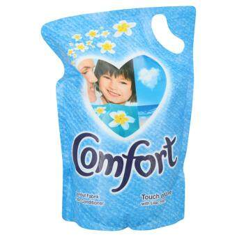 Comfort Touch of Love Lilac Fresh Fabric Conditioner 1.8L