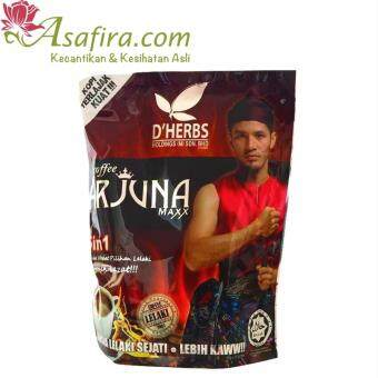 Harga Dherbs Coffee Arjuna Maxx - 2 Units