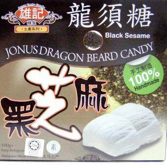 Harga DRAGON BEARD CANDY BLACK SESAME