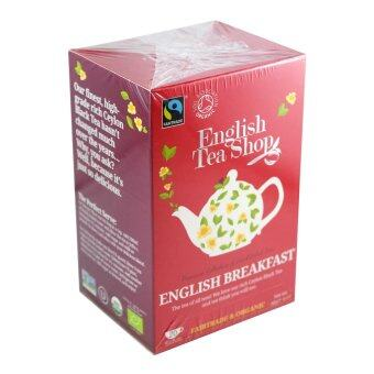 Harga English Tea Shop OG English Breakfast - Fair Trade 40g - UK