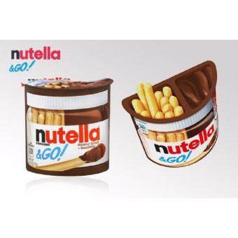 Harga Ferrero Nutella & Go! -Twin Pack