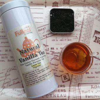 Harga Fulleaf Natural Vanilla Black Tea