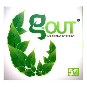 G-OUT Gout Relief Organic Herbal Tea