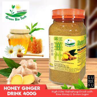 Harga Green Bio Tech Honey Ginger Drink 400g ????
