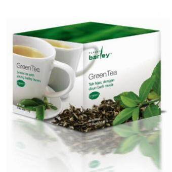 Harga Green Tea with Young Green Barley Leaves