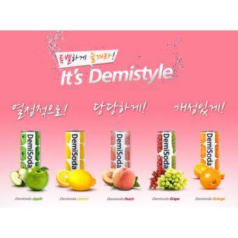 Harga DEMISODA 250ml ALL TOGETHER PACK