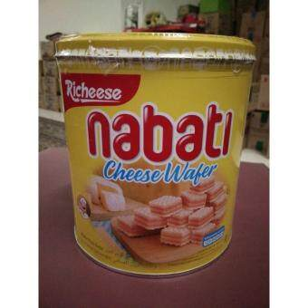 Harga New Arrival Nabati Cheese Wafer 350g
