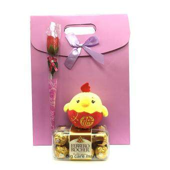 Harga Ferrero Rocher & Rose & Lucky Chicken