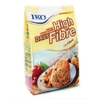 Harga IKO ASSORTED HIGH FIBRE CRACKER 380G