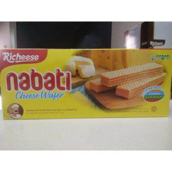 Harga Nabati Cheese Wafer 150g