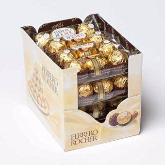 Harga Ferrero Rocher Chocolates T3 [16 x T3 Packs] 600g