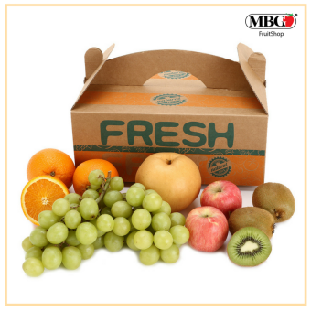 Harga Personal FruitBox (5 Types of Fresh Fruits) - handpicked for you - MBG Fruit Shop