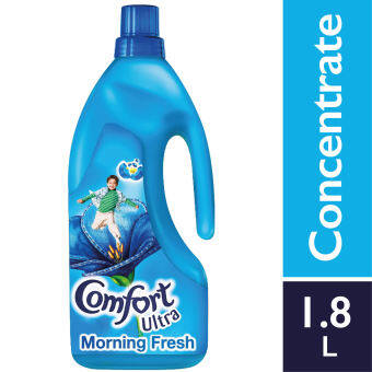 Harga Comfort Concentrate Fabric Softener Morning Fresh 1.8 L