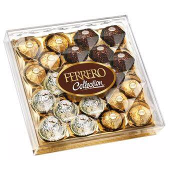 Harga Ferrero Rocher, Ferrero Rondnoir, Confetteria Raffaello Chocolate Collection