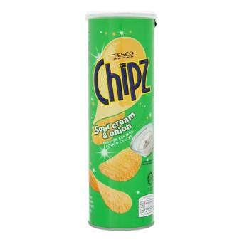 Harga TESCO CHIPZ SOUR CREAM + ONION (110G)