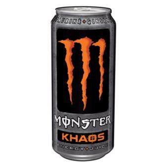 Harga Monster Energy Juice Khaos 500ml
