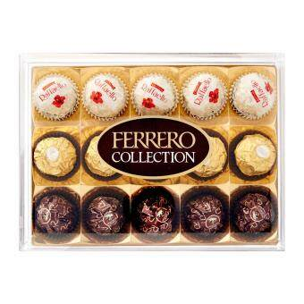 Harga Ferrero Collection Imported (15 pieces) 162g