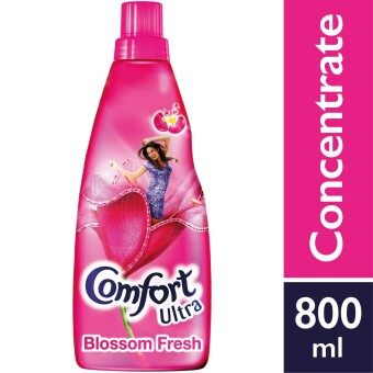 Harga Comfort Concentrate Fabric Softener Blossom Fresh 800 ml