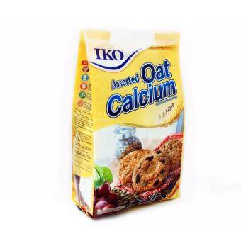 Harga IKO ASSORTED OAT CALCIUM CRACKER 380G