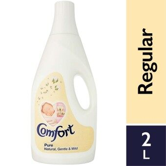 Harga Comfort Fabric Softner Pure 2 L