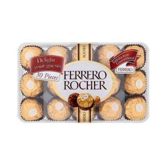 Harga Ferrero Rocher T30 (30 Pieces 375g)
