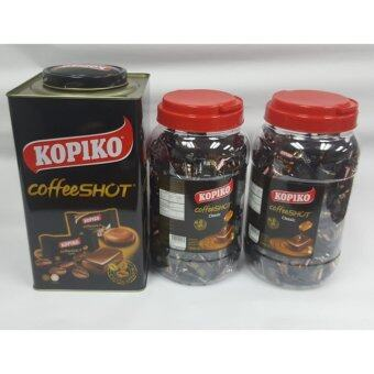 Harga Kopiko Candy Jar 900g (Twin Pack Free Limited Edition Tin Value Buy)