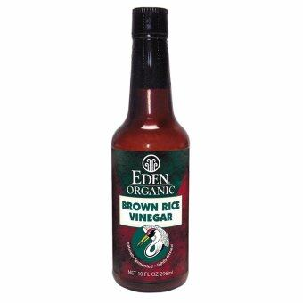 Harga EDEN ORGANIC Brown Rice Vinegar 296ml