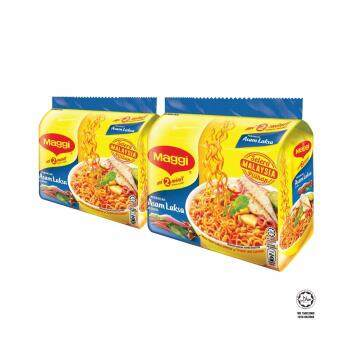 Harga MAGGI 2-MINN Asam Laksa, 2 Multipacks (SPECIAL OFFER)