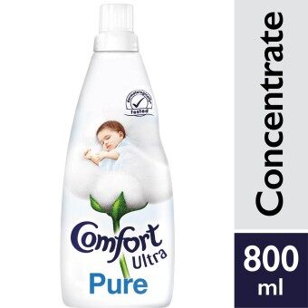 Harga Comfort Concentrate Fabric Softener Pure 800 ml