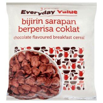 Harga Tesco Everyday Value Chocolate Breakfast Cereal 700g