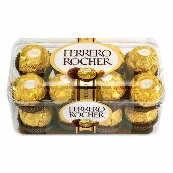 Harga FERRERO ROCHER T16 CHOCOLATE 200G