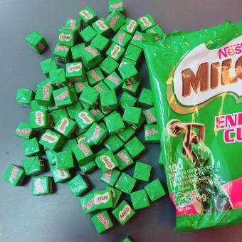 Harga Milo Energy Cube @ 1pack = 100pcs