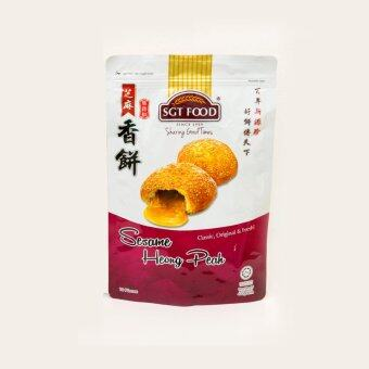 Harga SGT FOOD Sesame Heong Peah (3 packets)