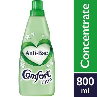 Harga Comfort Concentrate Fabric Softener Anti-Bacteria 800 ml