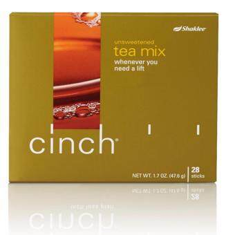 Harga Shaklee Cinch Energy Tea Mix 28 sticks - Meningkatkan Tenaga dan metabolisma (Natural Energy Booster)