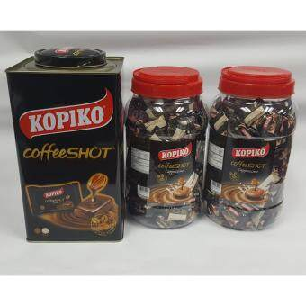 Harga Kopiko Cappuccino Candy Jar 900g (Twin Pack Value Buy Free Limited Edition Tin)