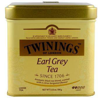 Harga Twinings Earl Grey Tea 100g - UK