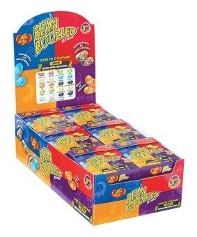 Jelly Belly BeanBoozled Fliptopbox - 24 pack