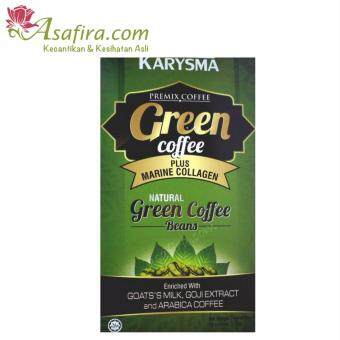 Harga Karysma Green Coffee 15 Sachets - 2 Units