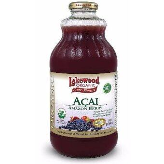 Harga Lakewood Organic ACAI Amazon Berry Juice 946ml