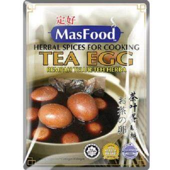 MasFood Herbal Spices For Cooking Tea Egg 38g