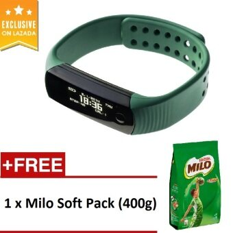 Harga Milo(R) Champion Fitness Band (FREE Milo 400g Softpack)