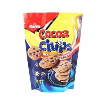 Harga Morris Cocoa Chips Butter Crunch Cookies (120g)