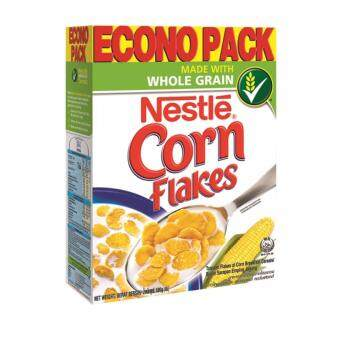 Harga NESTLE CORN FLAKES Cereal 500g